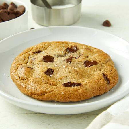 $0.99 Cookie w/ Large Pizza